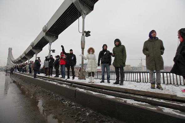 Близкое окружение: Участники акции «Белый круг» о проблемах Москвы. Изображение № 25.