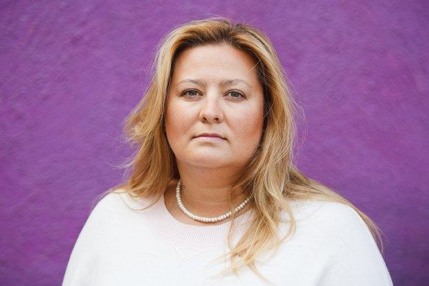 Мария Фёдорова, главный редактор Glamour. Изображение № 13.