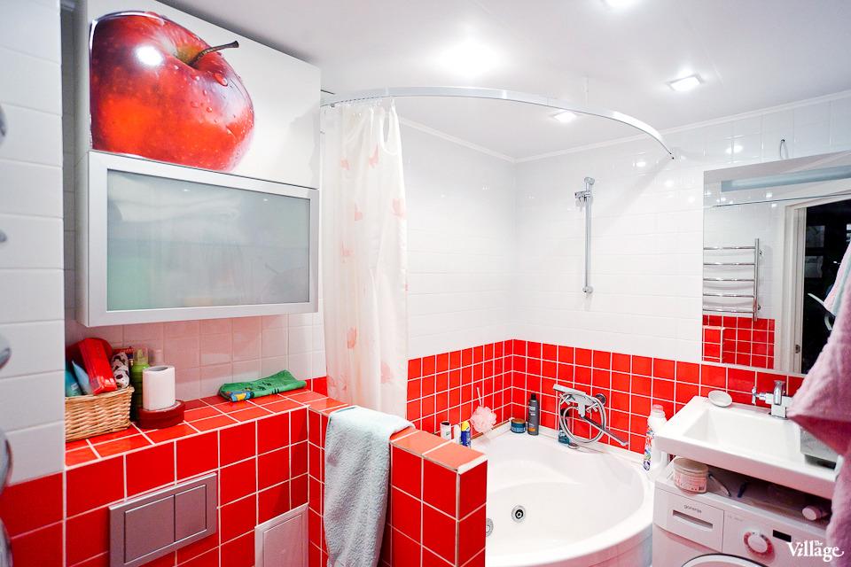 Ванная комната с туалетом своими руками 42