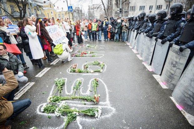 Площадь революции: Евгений Сафонов о том, почему все города должны завидовать Киеву. Изображение № 12.
