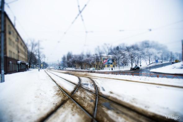Белым по серому: Итоги снежного января в Киеве. Зображення № 10.