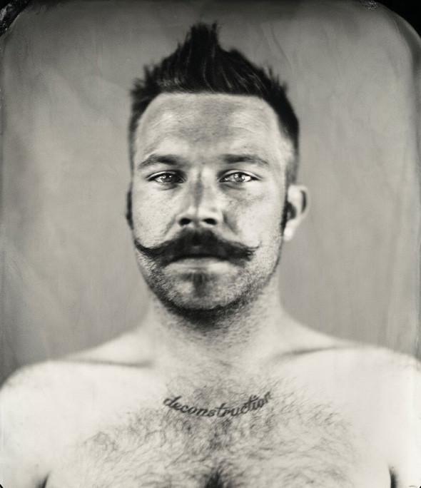 Esquire открыл фотовыставку и онлайн-галерею Dust and Scratches. Изображение № 22.