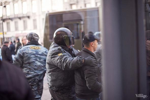 Copwatch (Петербург): Действия полиции на митинге «Стратегии-31». Изображение № 4.