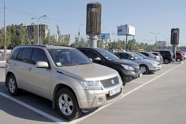 В Киеве открыли первую перехватывающую парковку. Зображення № 3.