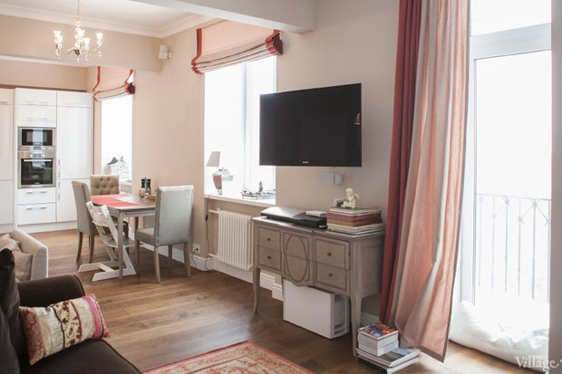 Избранное: 9 дизайнерских квартир . Изображение № 1.