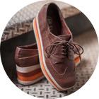 На полках: Магазин обуви ShoeShoe. Изображение №32.