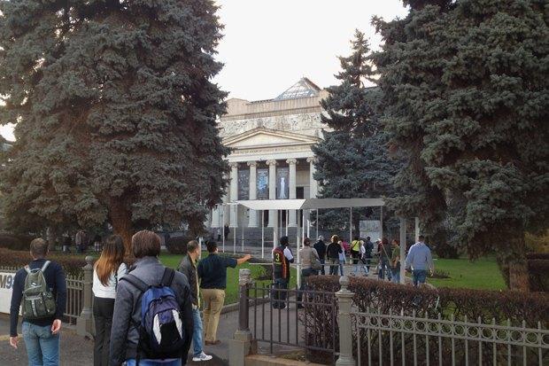 Чего хочет Москва: Проекты архитекторов для города. Изображение № 5.