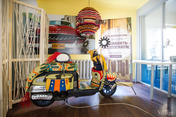 В Киеве открылось креативное пространство «12». Зображення № 29.