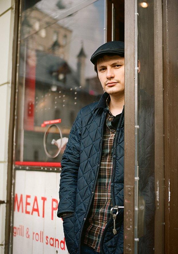 Александр. Основатель уличного кафе Meat Point. Изображение № 3.