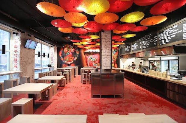 На Сретенке открылось кафе паназиатской кухни «Китай Чи». Изображение № 1.