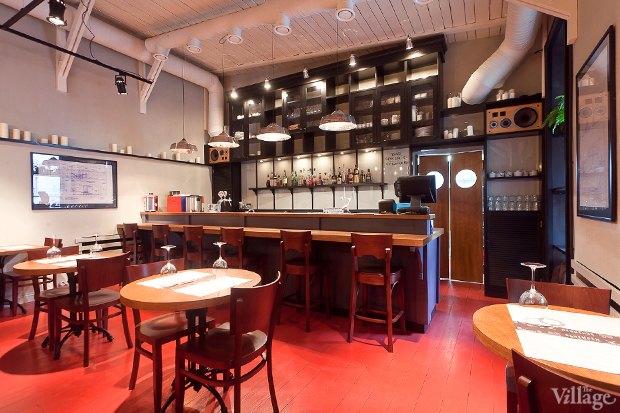 Новое место: Ресторан Schengen. Изображение № 1.