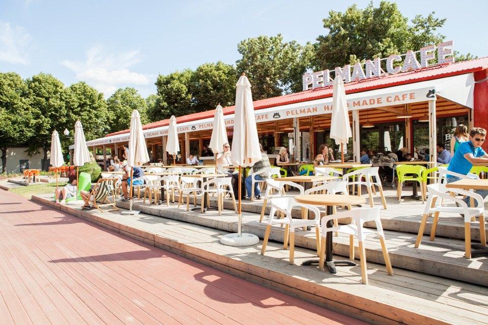 Еда в парке Горького: 33кафе, ресторана икиоска. Изображение № 26.
