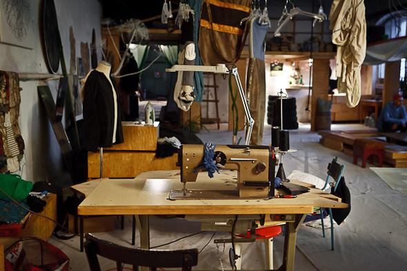 Группа «Фабрика»: Гид по арт–пространствам Обводного канала. Изображение № 14.