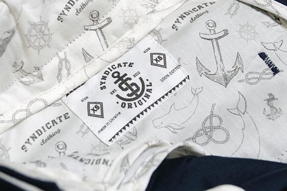 В «Ткачах» открывается флагманский магазин киевской марки Syndicate. Изображение № 4.