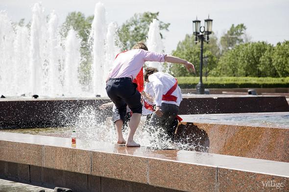 Изображение 18. Фоторепортаж: Последний звонок в Москве.. Изображение № 6.
