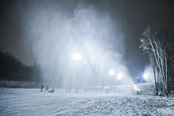 В Киеве заработал горнолыжный комплекс «Протасов Яр». Изображение № 2.