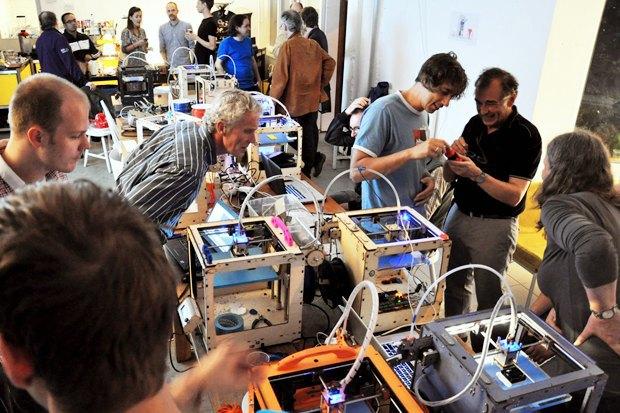 Дом печати: Как в Голландии строят здание с помощью 3D-принтера. Изображение № 9.