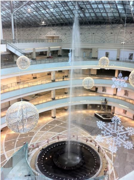 Изображение 1. Один из крупнейших торговых центров откроется в марте.. Изображение № 3.