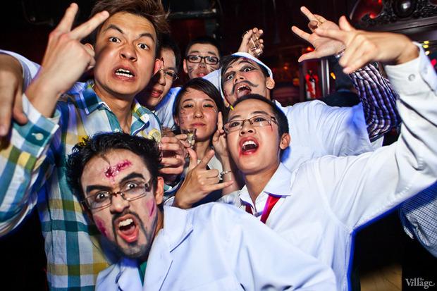 Люди в городе: Костюмы на Хеллоуин. Изображение № 6.
