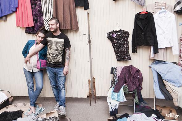 Фоторепортаж: Люди, покупки и опасные отходы на Garage Sale. Изображение № 11.