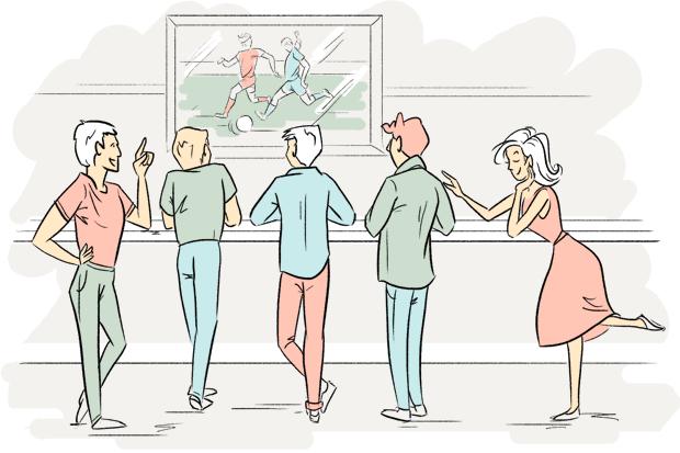 как знакомиться с мужчинами в петербурге