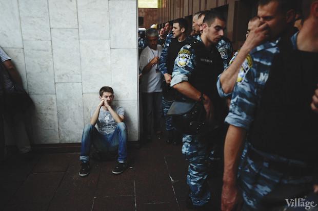 Copwatch: Действия милиции возле «Украинского дома». Зображення № 20.