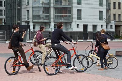 Городские байки: 4 новых велопроката в Петербурге. Изображение №4.