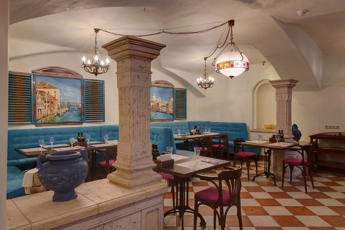 На Малой Конюшенной улице открылось CannoliCafe . Изображение № 2.