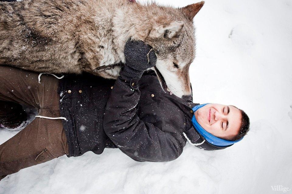 Люди в городе: Волонтёры вприюте длядиких животных. Изображение № 8.