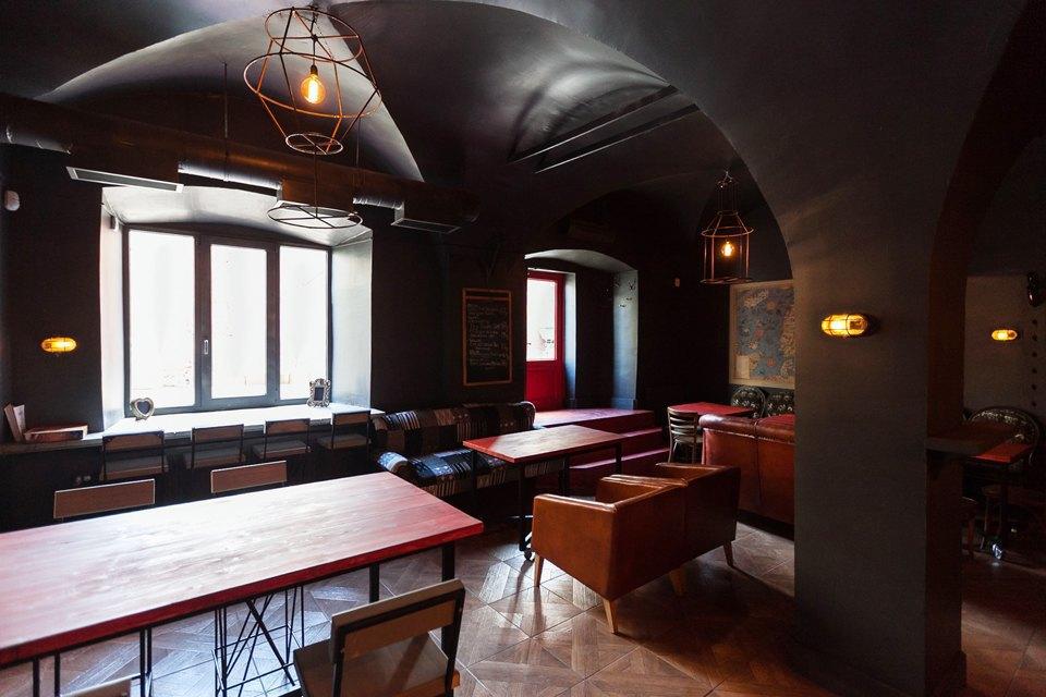 Винный бар prostovino в«Третьем кластере». Изображение № 4.