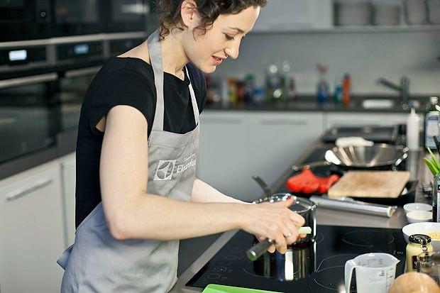 Шеф дома: Ростбиф-салат и тыквенная каша Мириам Сехон. Изображение № 46.