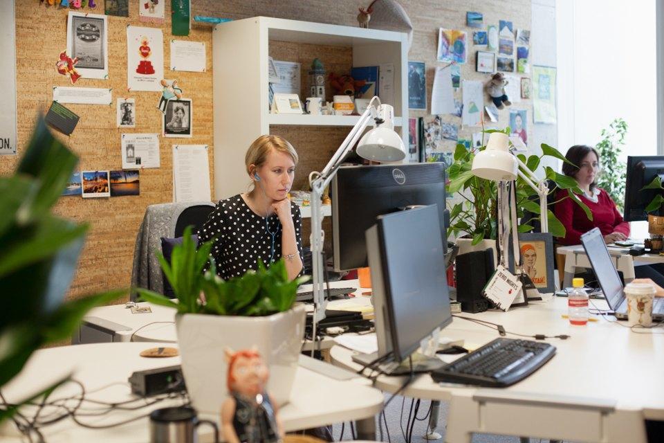 Как работают в «Яндексе» . Изображение № 28.