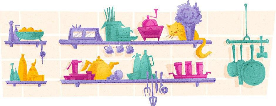 Домпросвет: Как преобразить кухню. Изображение № 7.
