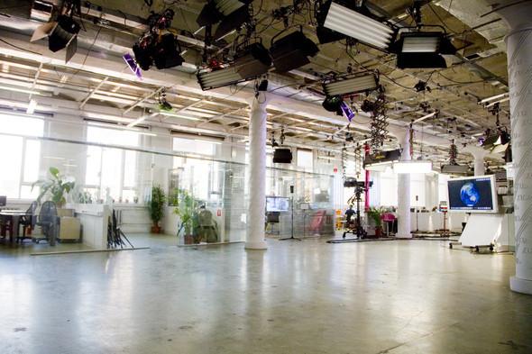 Офис недели: телеканал «Дождь». Изображение № 12.
