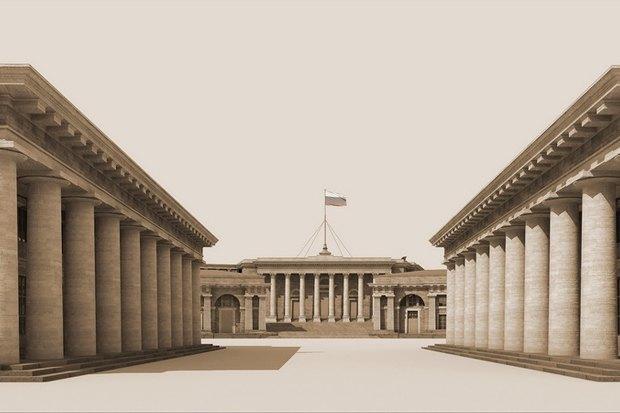 Суд идёт: четыре проекта квартала на месте «Набережной Европы». Изображение № 7.