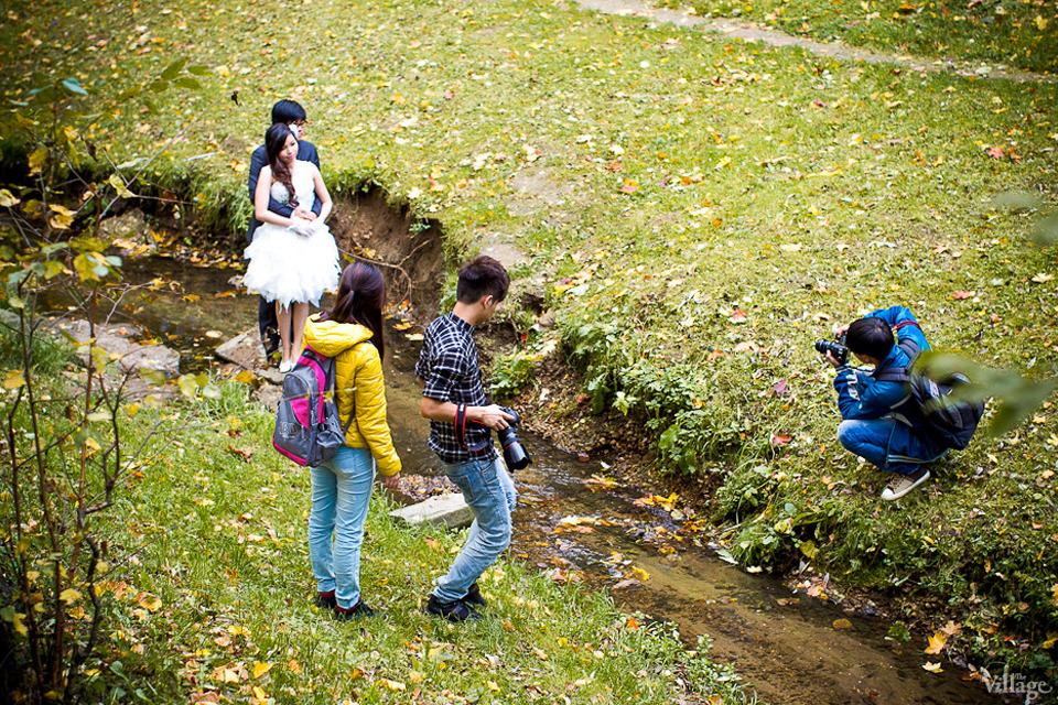Люди в городе: Любительские фотосессии в парке. Изображение №16.