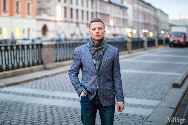 Внешний вид (Петербург): Илья Горячев, HR-специалист. Изображение № 7.