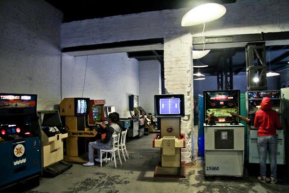 Музей советских игровых автоматов открылся на новом месте. Изображение № 9.