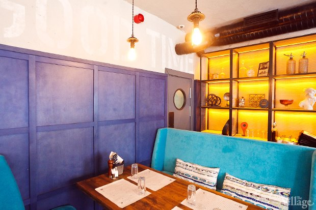 Новое место: Funky Kitchen. Изображение № 10.