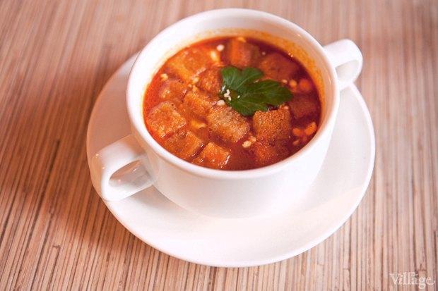 Томатный суп — 100 рублей. Изображение № 13.