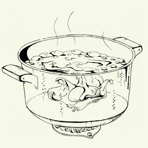 Завтраки дома:  Яйца по-турецки ияйца бенедикт изSaxon+Parole. Изображение № 3.