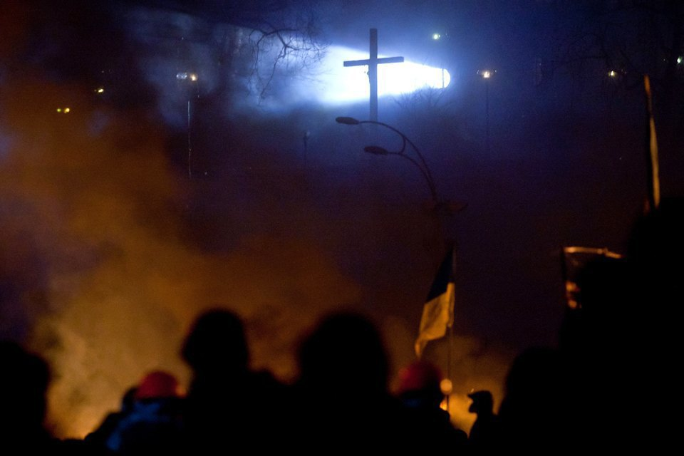 Штурм Майдана. Изображение № 7.