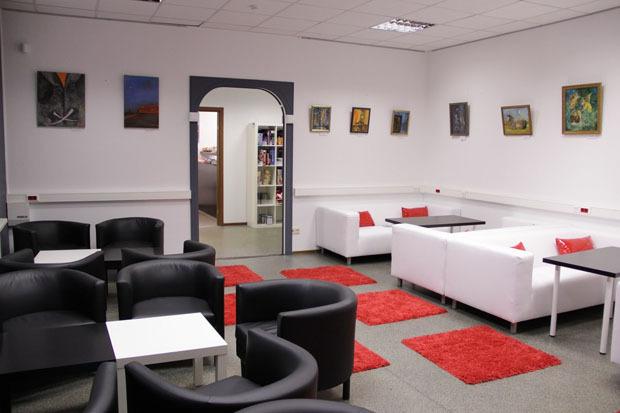 Основной зал. Изображение № 1.