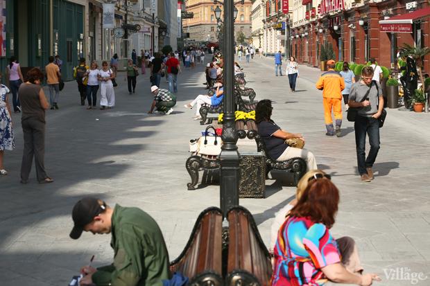 Итоги сезона: Пешеходные зоны вцентре. Изображение № 21.