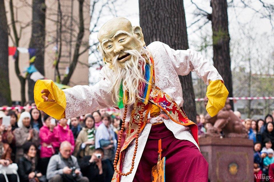 Фоторепортаж: Столетие петербургского дацана. Изображение № 13.