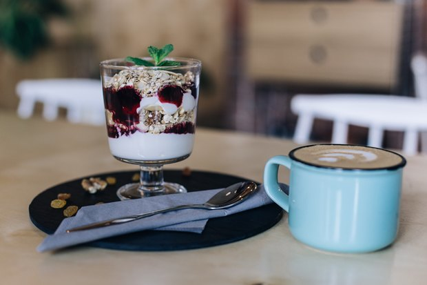 Нанабережной Макарова заработала кофейня «Радости». Изображение № 12.