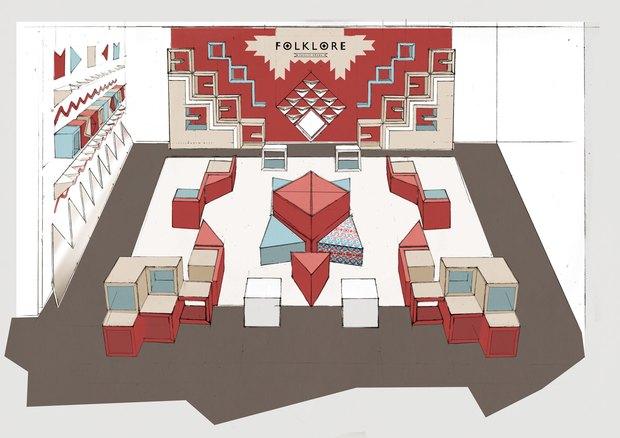 Команда Items открывает магазин обуви Folklore. Изображение № 1.
