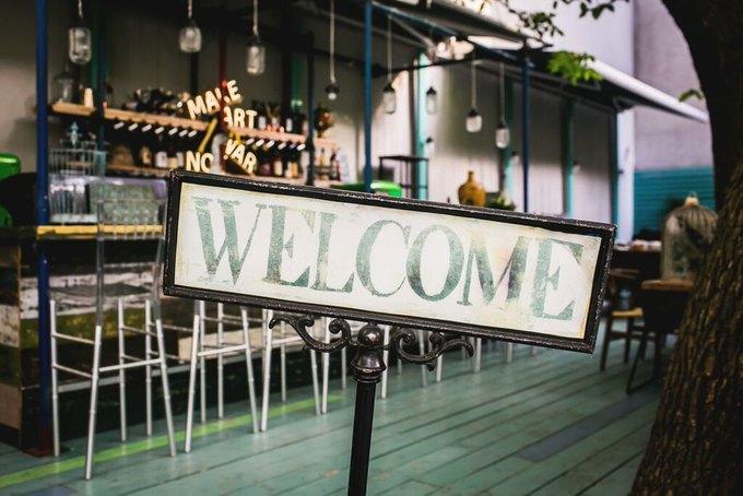 Команда Door 19 открыла бар-ресторан 15Kitchen+Bar. Изображение № 4.