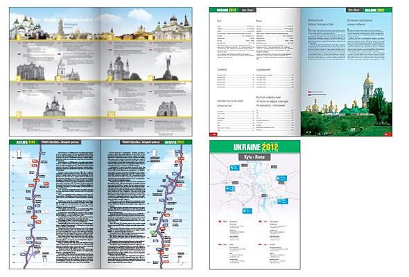 К Евро-2012 выпустили русско-английский путеводитель для автомобилистов. Зображення № 2.