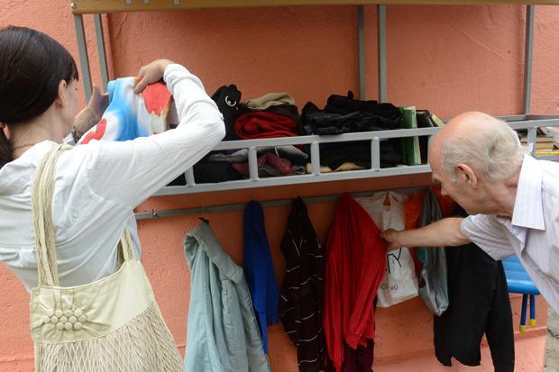 Акция «Подари вещам вторую жизнь» в округе «Петровский». Изображение № 16.